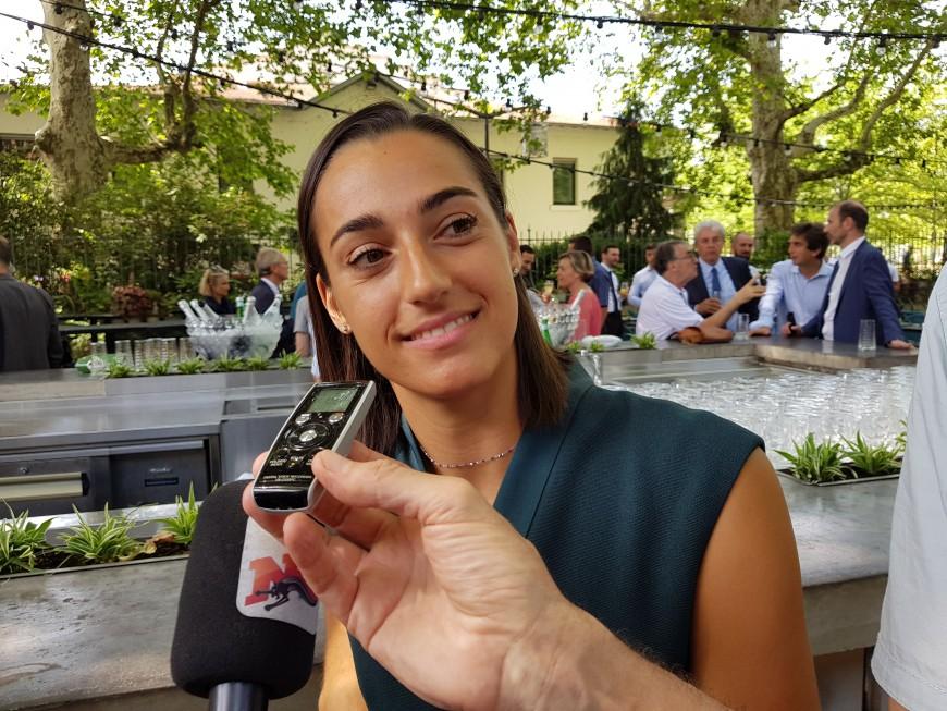 Caroline Garcia battue au 2e tour de l'Open d'Australie