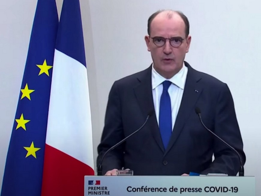 Le Premier ministre Jean Castex attendu à Lyon ce samedi