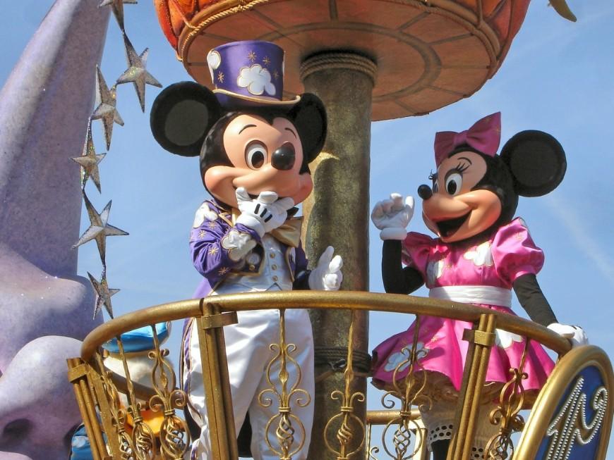 Disneyland Paris vient chercher des princesses et des princes à Lyon !