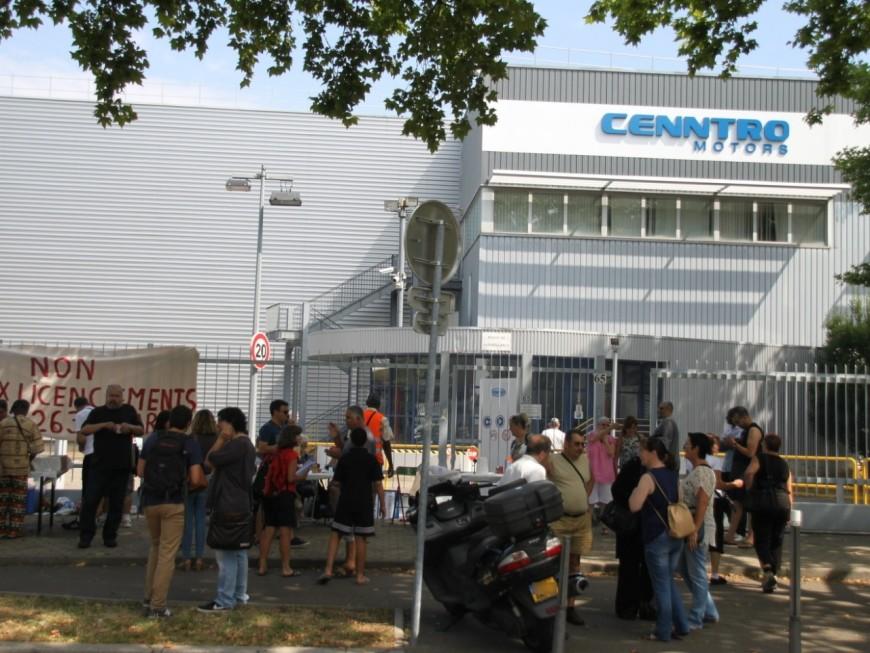 Les salariés de Cenntro Motors vont manifester ce mardi contre les 263 licenciements prévus