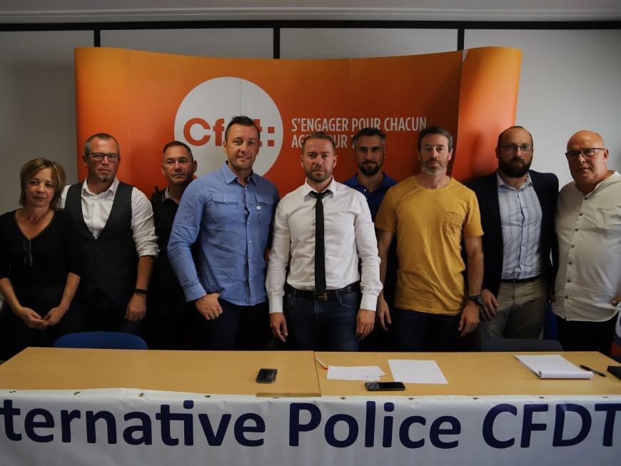 """Alternative Police CFDT : """"On nous envoie sur place pour absorber les violences"""""""