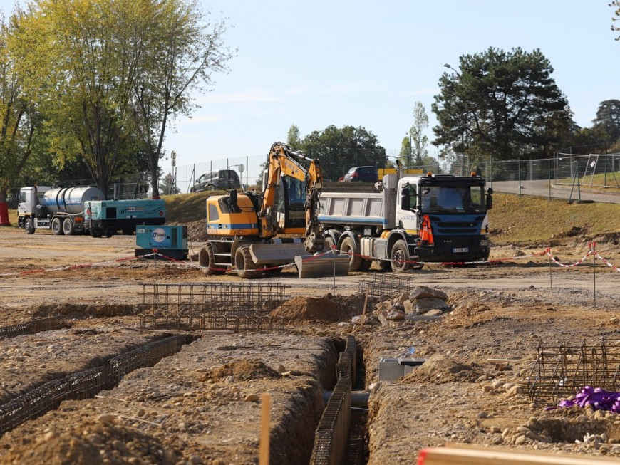Auvergne-Rhône-Alpes : les chantiers redémarrent selon la CAPEB