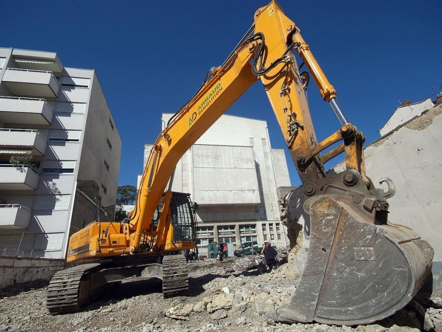 Accident sur un chantier : le pronostic vital de l'homme toujours engagé