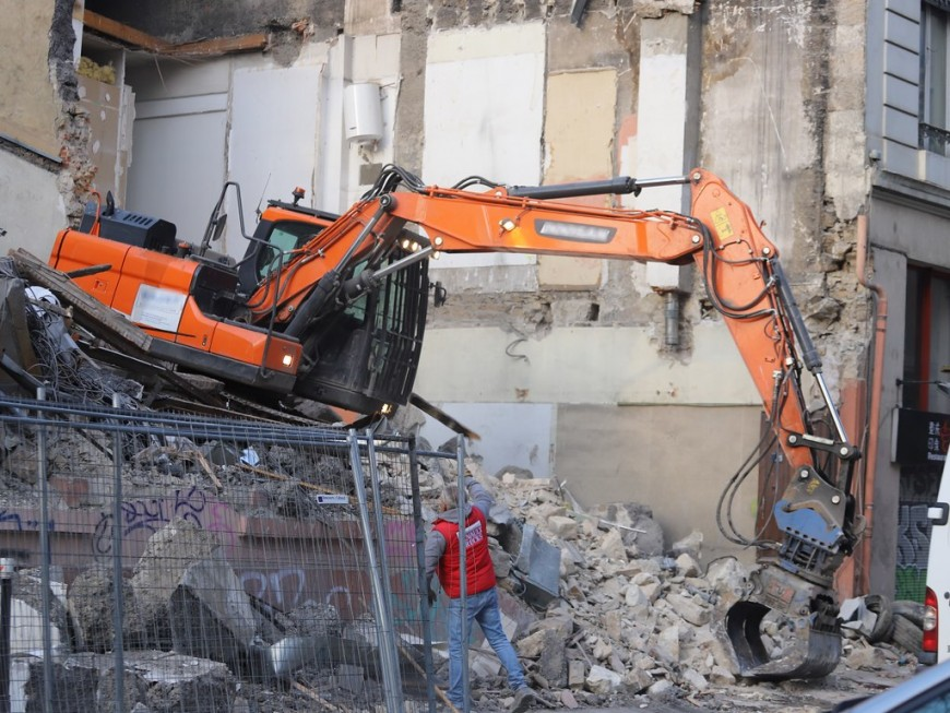 Pas de reprise des chantiers en Auvergne-Rhône-Alpes avant la parution d'un guide de bonnes pratiques