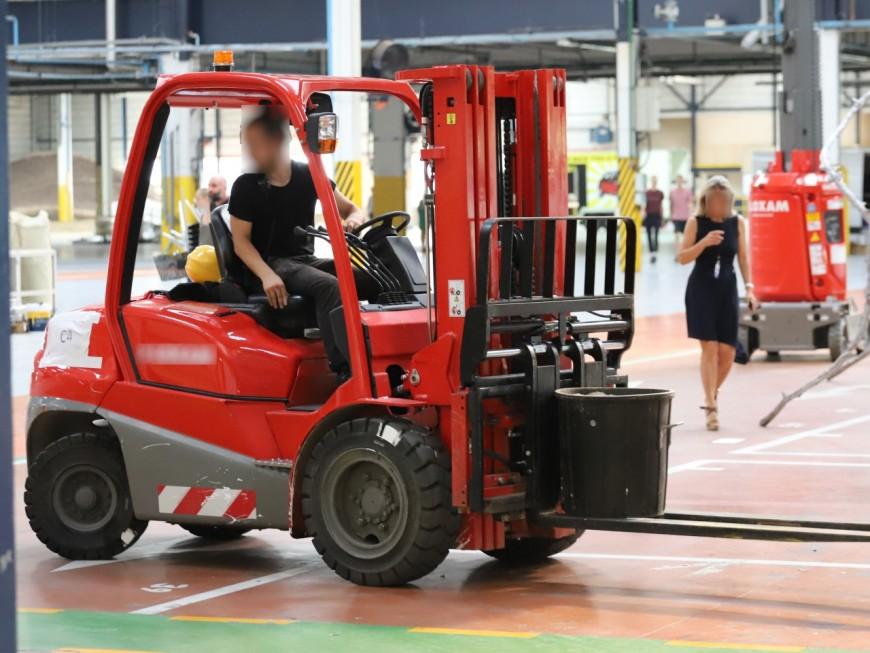 Lyon : interpellé en chariot élévateur la nuit sur les pentes de la Croix-Rousse