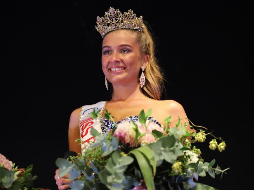 Charlyne Pringault élue Miss Rhône 2020 ! - PHOTOS