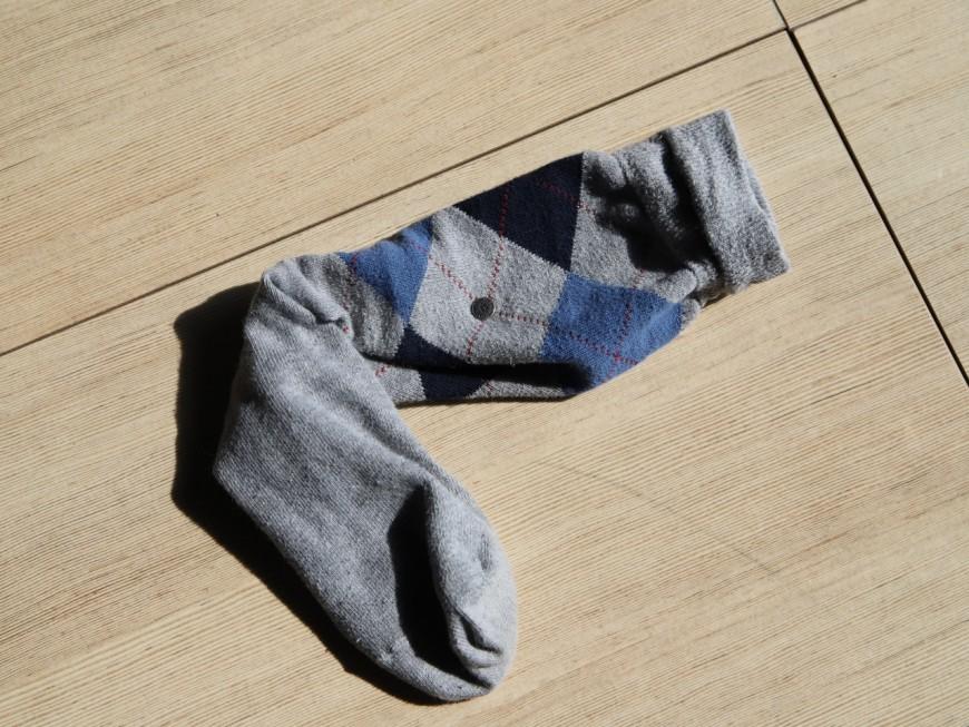 Lyon : un cambrioleur interpellé après avoir perdu sa chaussette