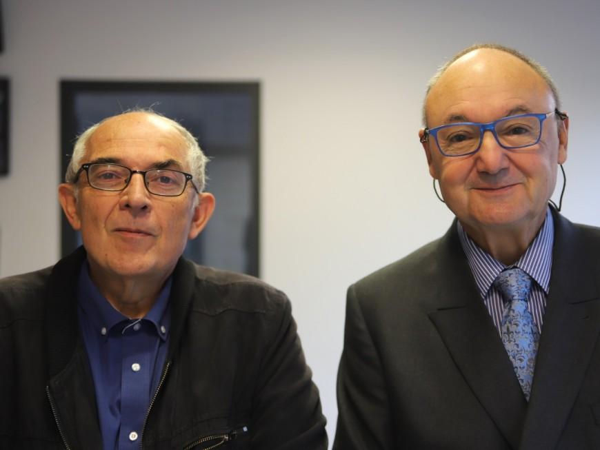 """Gérard Chauvy : """"Lyon occupée, un livre qui privilégie l'image"""""""