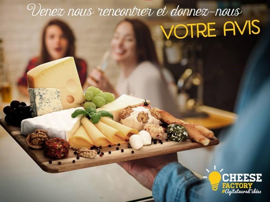 Entremont cherche des amatrices de fromages à Lyon