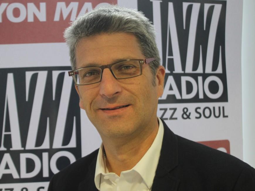 """Christophe Geourjon (UDI) : """"Travailler avec les Lyonnais pour construire un projet commun aux législatives"""""""