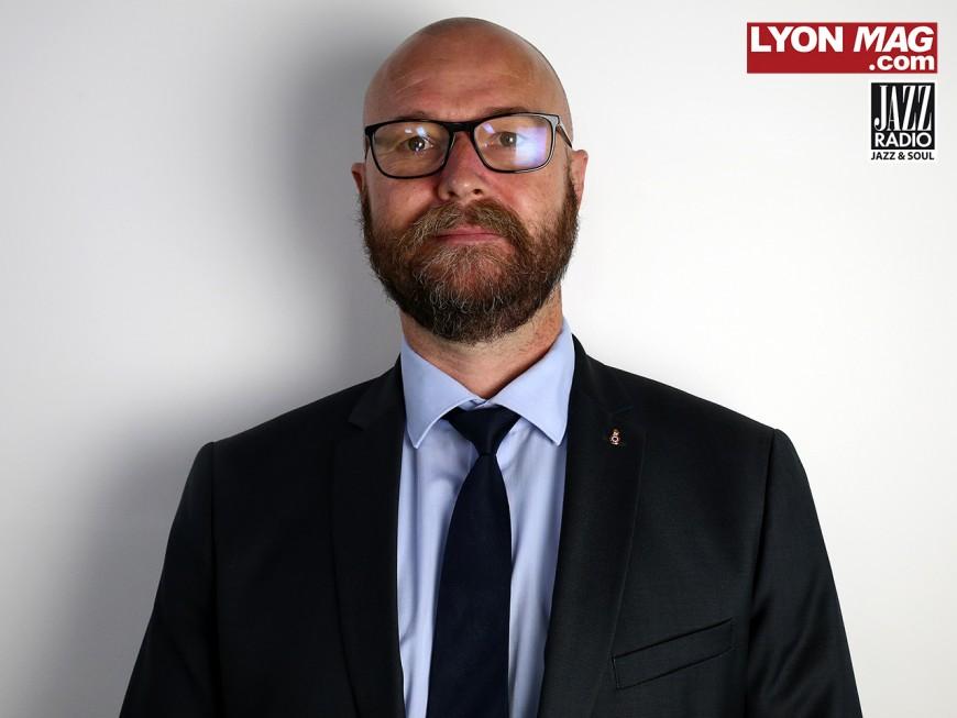 """Christophe Quiniou (LR) : """"Uniforme à l'école à Meyzieu : 50% des parents favorables"""""""