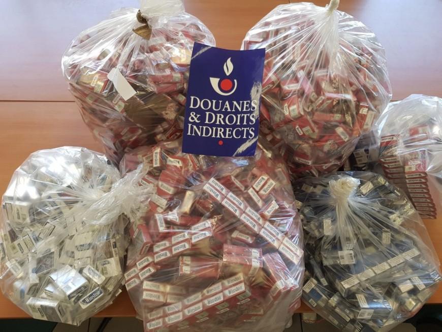 Tabac de contrebande : une opération de police menée à la Guillotière