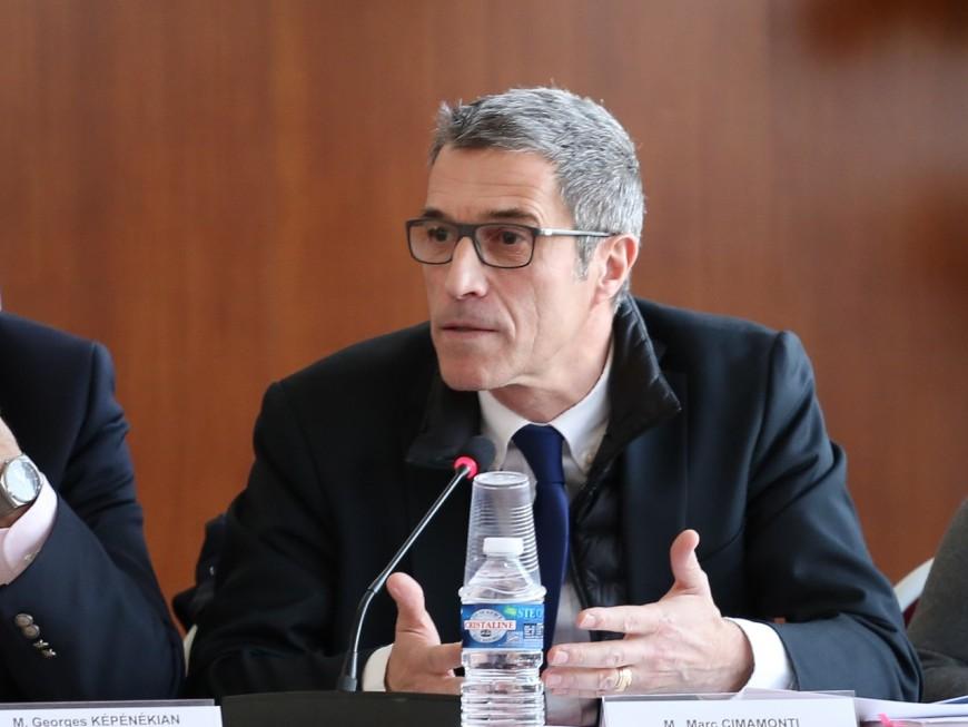 Marc Cimamonti ne deviendra pas procureur de Paris mais de Versailles