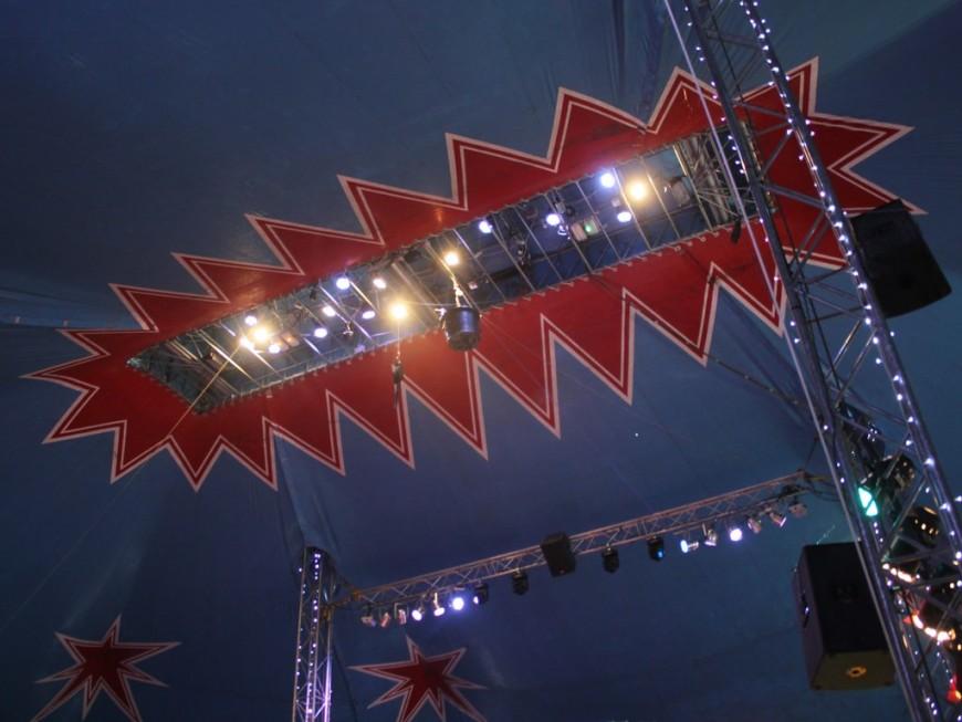 Coronavirus : le Cirque du Soleil ne viendra pas à Lyon