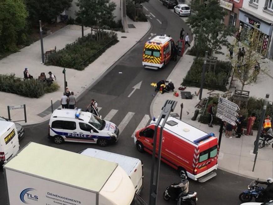 Cycliste tué à Villeurbanne : les passagers du chauffard laissés libres