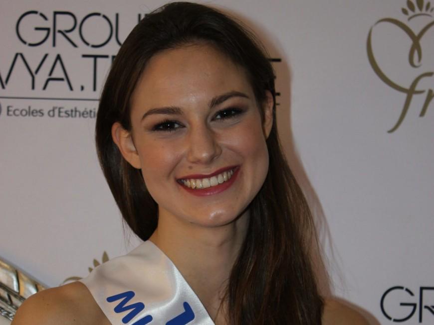 Claire Laplane nouvelle miss Rhône 2018