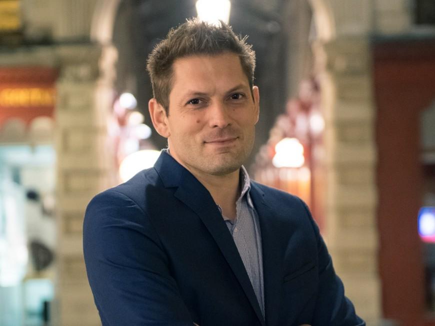 Clément Chevalier, le nouveau directeur de Tendance Presqu'île