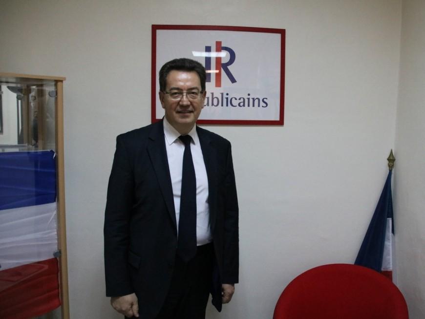 Philippe Cochet réélu président de la fédération LR du Rhône