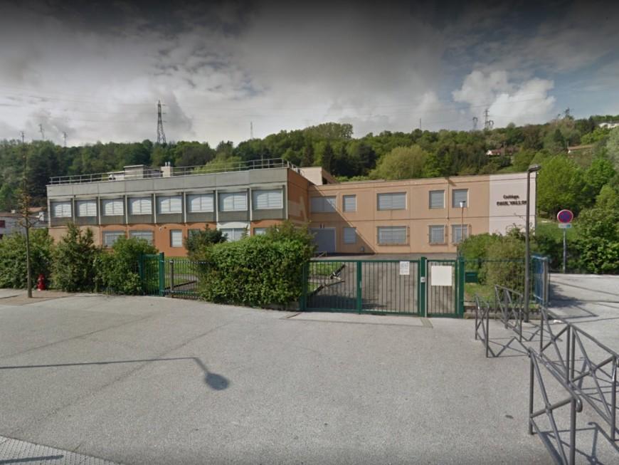 Le collège Paul-Vallon de Givors en grève ce jeudi