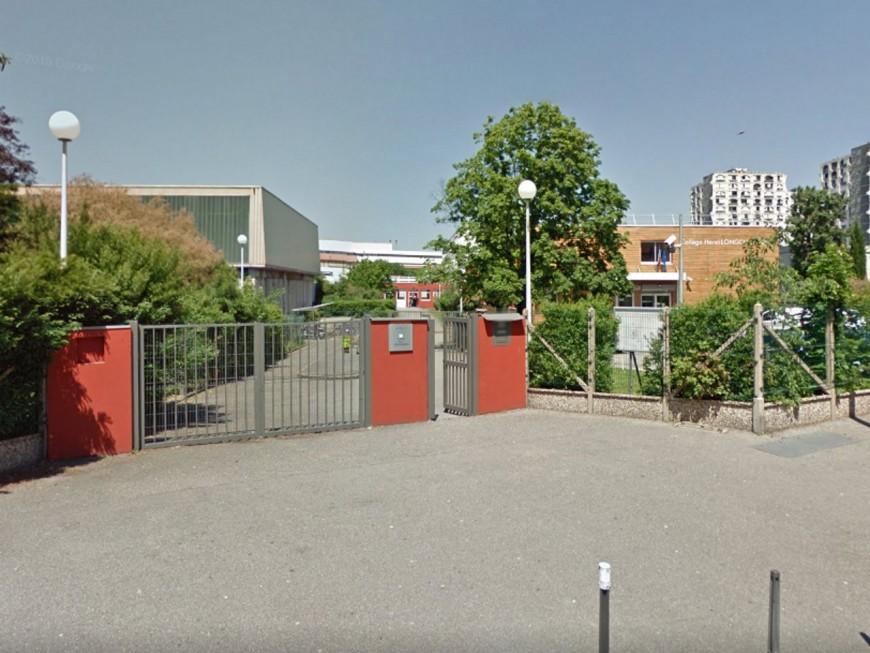 Lyon : le personnel du collège Longchambon en grève après l'agression de deux professeurs