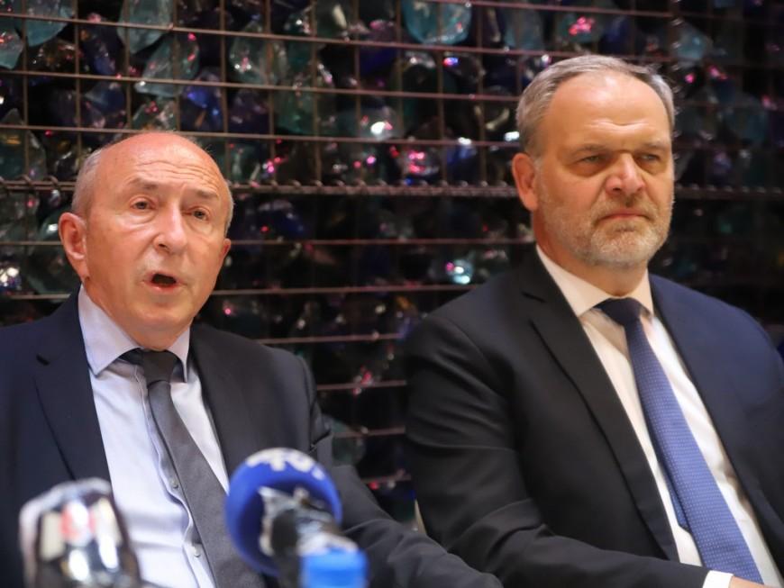 Alliance avec LR: les Jeunes avec Macron de Lyon lâchent Collomb