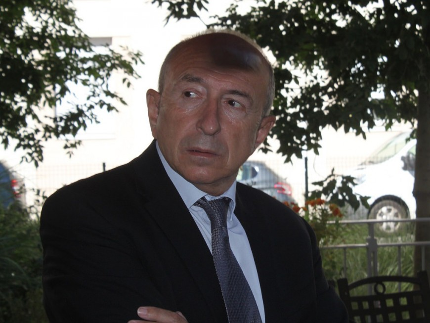 Après son hospitalisation, Gérard Collomb allège son agenda