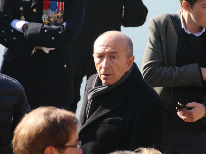 Gérard Collomb sanctionné pour cause d'absentéisme au Sénat