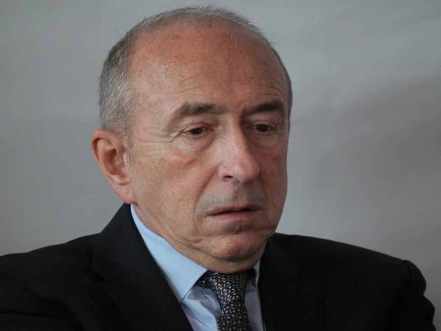 Législatives : Gérard Collomb confond abstention et participation sur Twitter