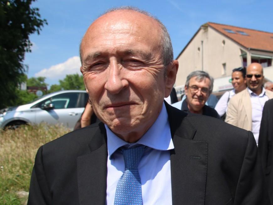 """Gérard Collomb agacé d'être considéré comme un """"facho"""""""