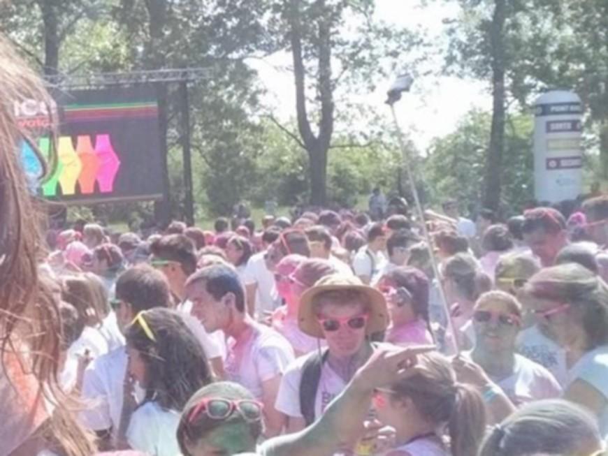 Color Me Rad : 20 000 participants arrosés de toutes les couleurs ! - VIDEO