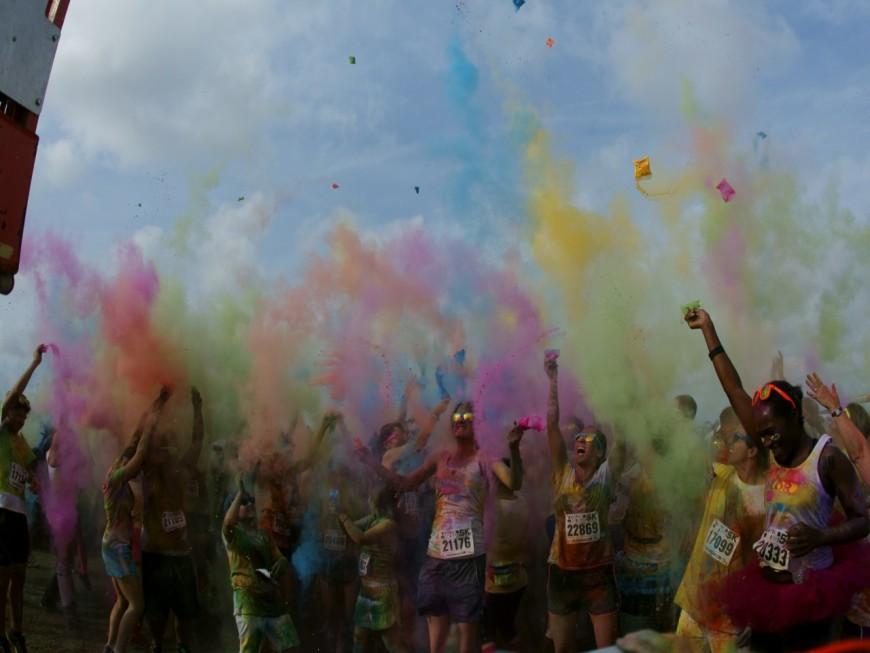 Color Me Rad : la course la plus colorée de l'année à Lyon ce samedi