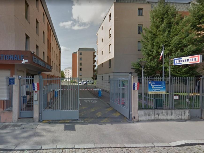 À la gendarmerie du Rhône aussi on a vibré pour les Bleus !