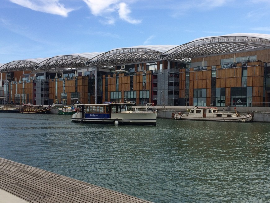 Lyon : les usagers du quartier de la Confluence invités à s'exprimer sur leurs besoins