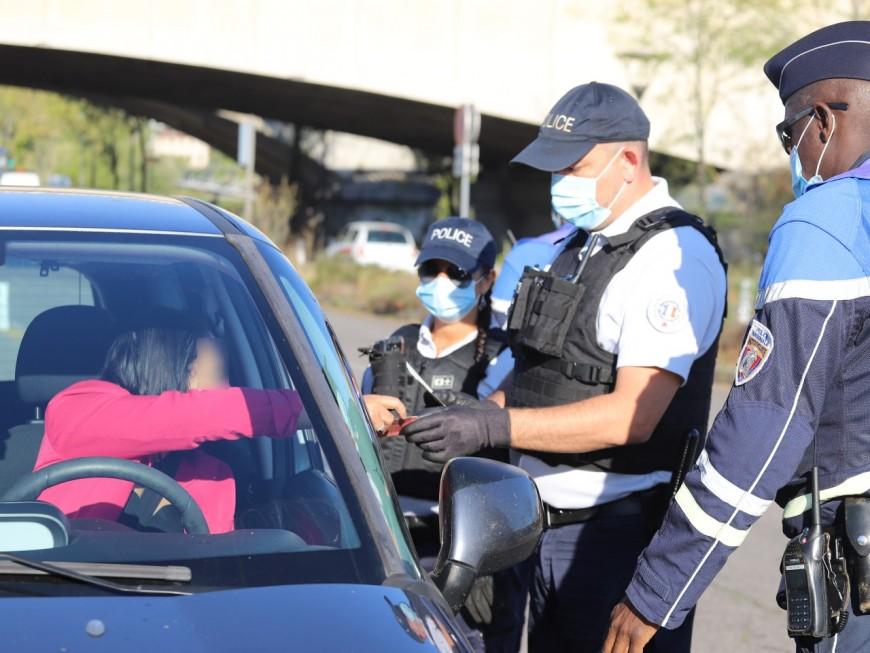 Lyon :  de plus en plus d'infractions, la police renforce ses contrôles de vitesse