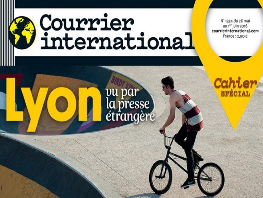 Courrier International consacre un supplément spécial Lyon