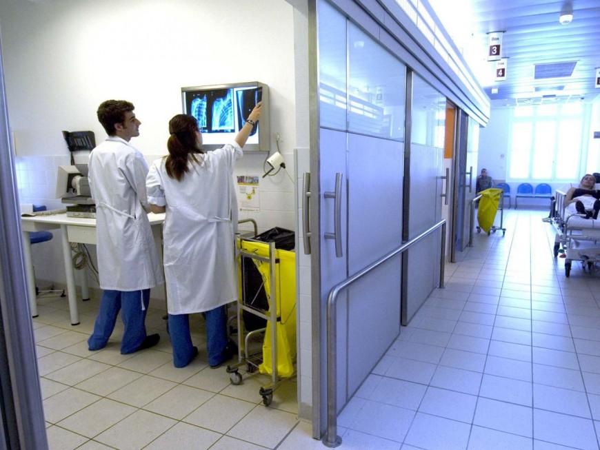 Covid-19: moins de 200 personnes hospitalisées dans le Rhône