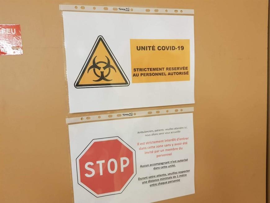 Covid-19: un nouveau décès et moins de 10 patients en réanimation dans le Rhône