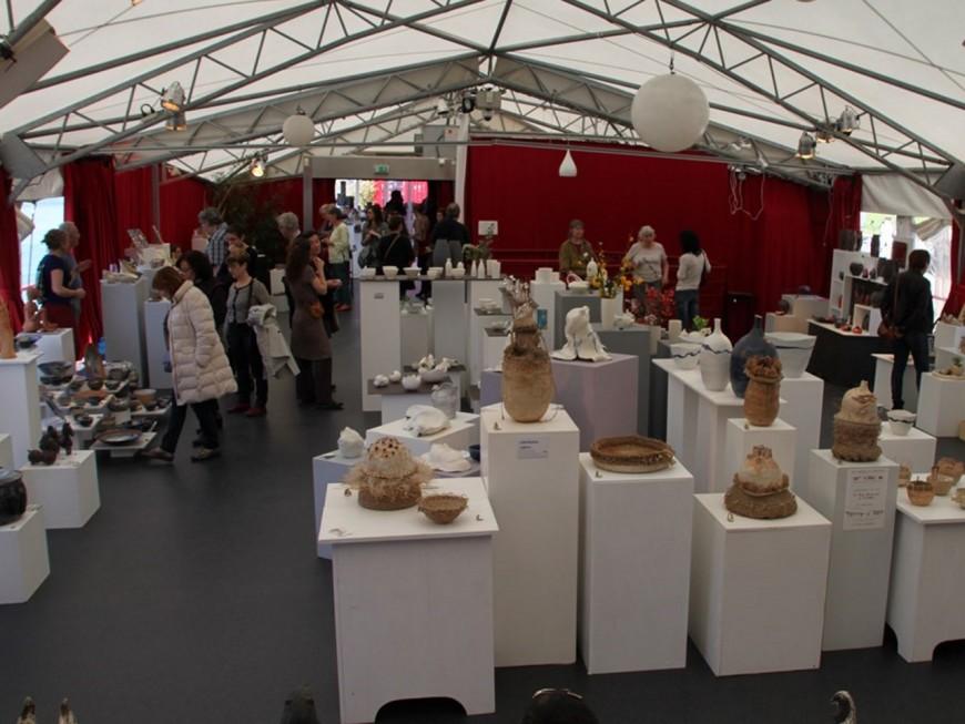 Les céramistes d'Auvergne-Rhône-Alpes exposent ce week-end à Lyon
