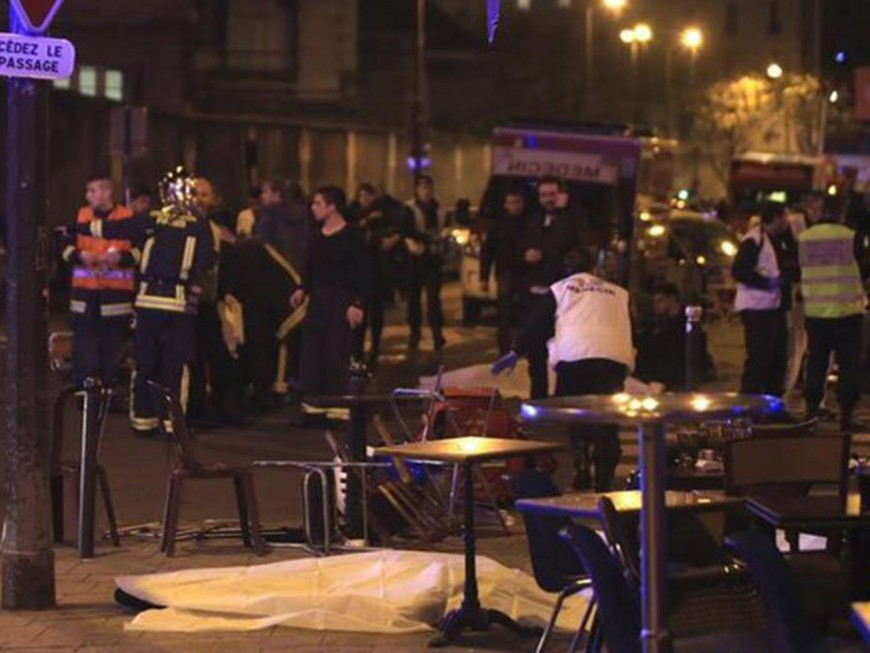 Attentats de Paris : l'état d'urgence décrété en France