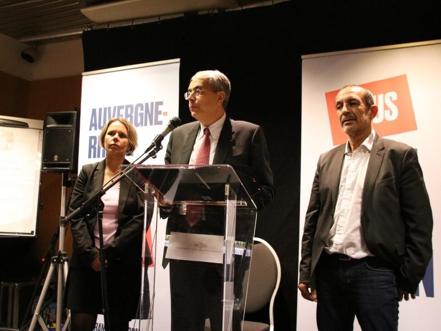 Régionales 2015 : Queyranne, Kohlhaas et Cukierman officialisent leur fusion