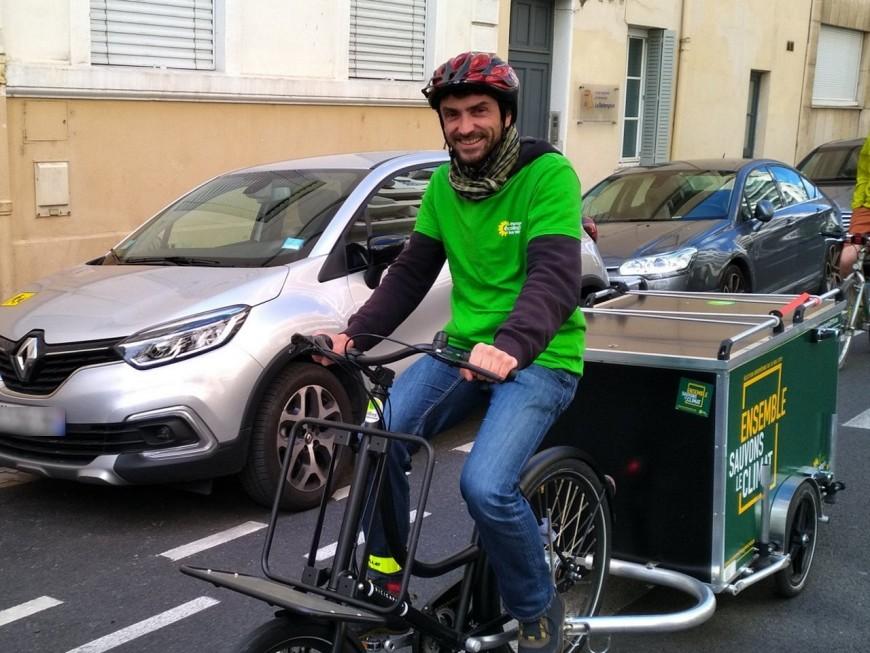 Municipales 2020 : Grégory Doucet sera le candidat EELV à Lyon