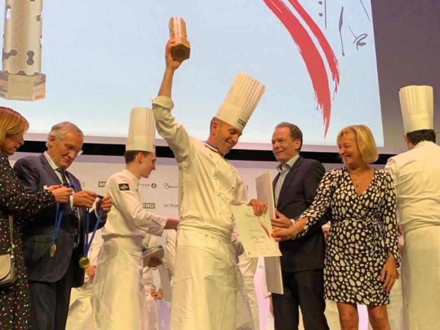 Un Lyonnais remporte le Bocuse d'Or France