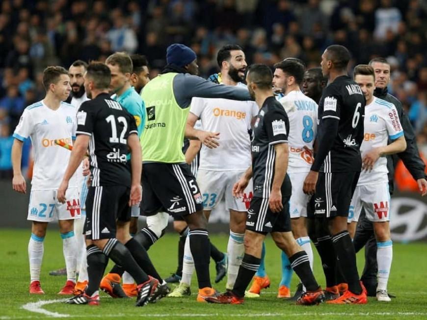 OL : Lopes et Marcelo convoqués par la LFP après les incidents lors de l'Olympico