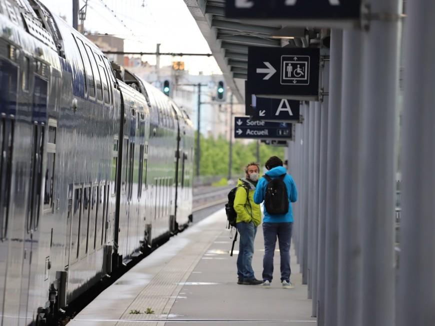 Coronavirus: la règle d'un siège sur deux à la SNCF levée