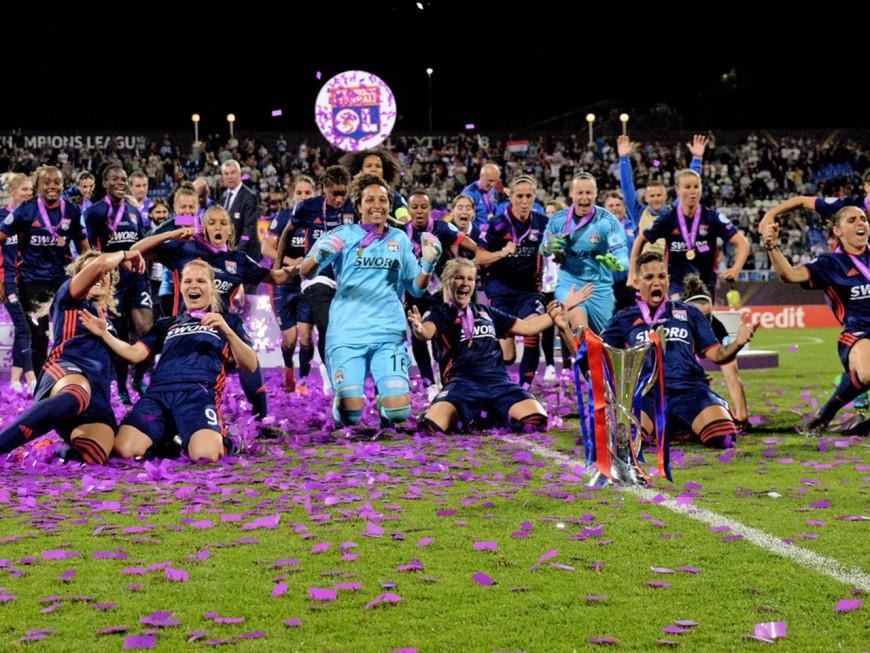 Ligue des Champions : l'OL féminin seul sur le toit du monde