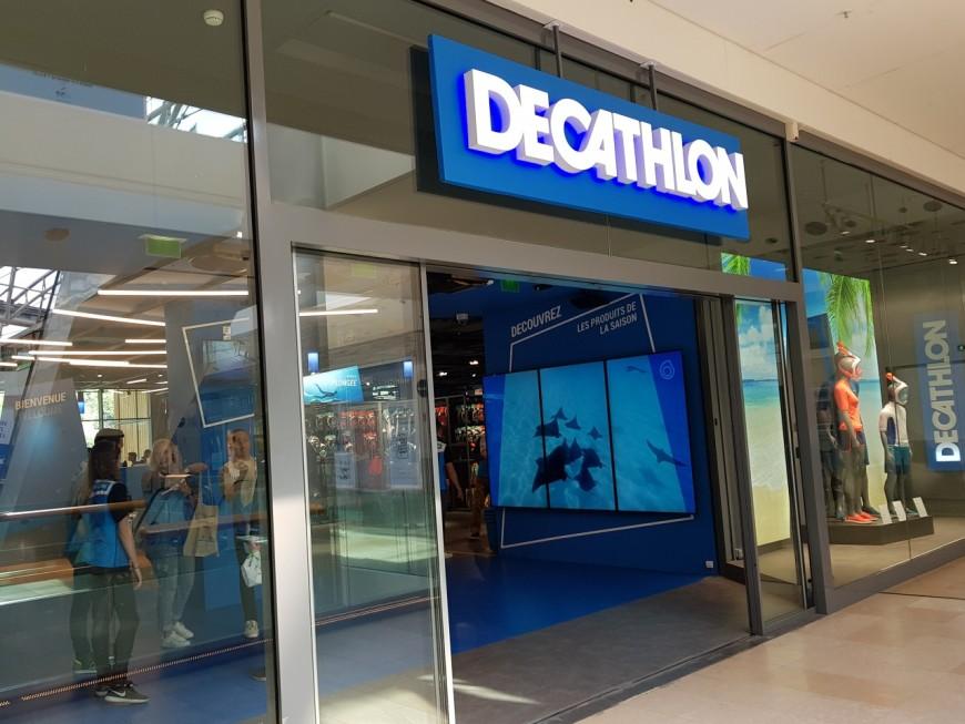Decathlon a ouvert ses portes à Confluence !