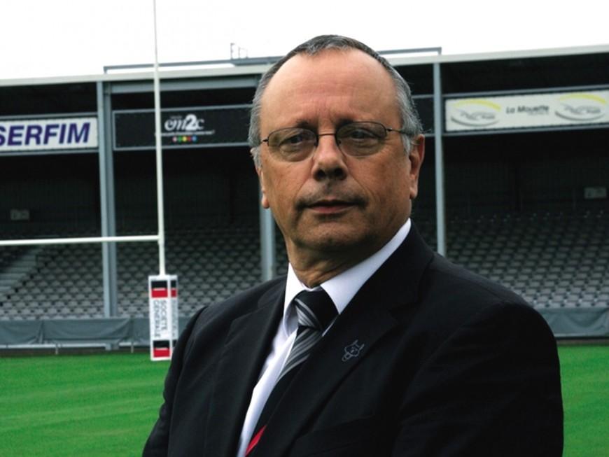 Le trésorier du LOU Rugby Léandre Borbon est décédé
