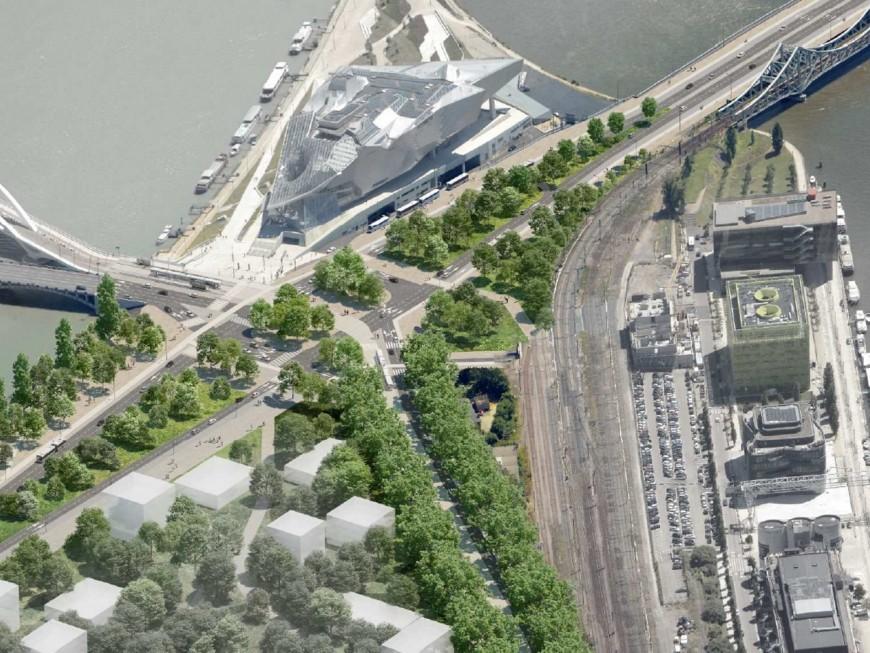 La circulation automobile métamorphosée à Lyon d'ici 2030 ?