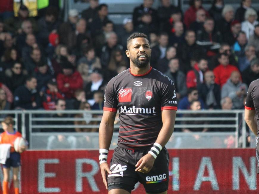 LOU Rugby : fin de saison pour Delon Armitage, Puricelli out 6 semaines