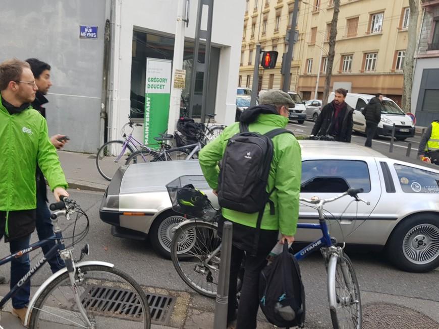 Municipales à Lyon : les petites marches vertes